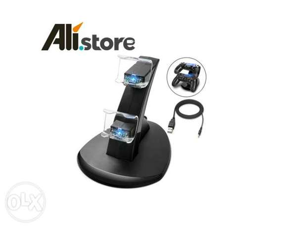PlayStation 4 Charging Stand For 2 Controller