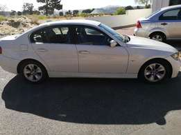 white bmw 325i automatic very good condition