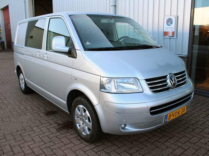 Volkswagen Transporter 2.5 TDI *Motor storing* AUT/Airco/Cruise L1H1... - 2009