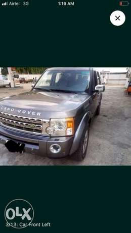First body faultless Lr3 upgraded to Lr4 2007 Ikeja - image 2