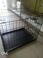 dogs foldable/portable kennel