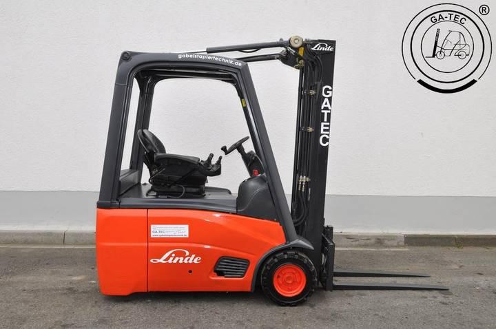 Linde E16 -01 - 2011 - image 5