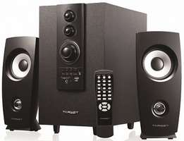 Target 2.1 Home Theater Speakers