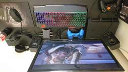 Gaming mouse and keyboard and xim4