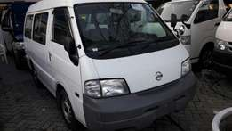 Nissan vennet 4WD optional