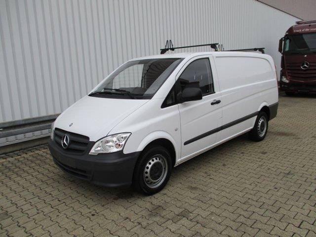 Mercedes-Benz Vito 110KA /L 4x2 Vito 110 KA /L 4x2 eFH./Radio - 2013