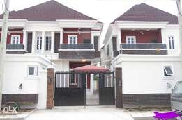 Detached and semi- detached duplex in Lekki Lagos