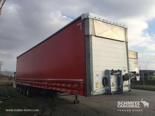 Schmitz Cargobull Schiebeplane Mega Seitentür Beidseitig - 2014