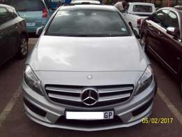 2014 Mercedes Benz A 200 BE Automatic
