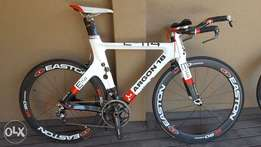 Argon 18 2012 Time Trial bike