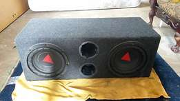 """Star sound 10"""" competition subs for sale"""
