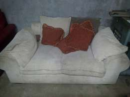 2 seater spongy seat