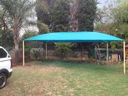 shadeports and carports installations