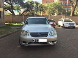 Toyota Mark 2, Year 2001, Auto, Accident Free, Very Clean