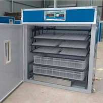 Almost new 528 egg capacity incubator for sale.