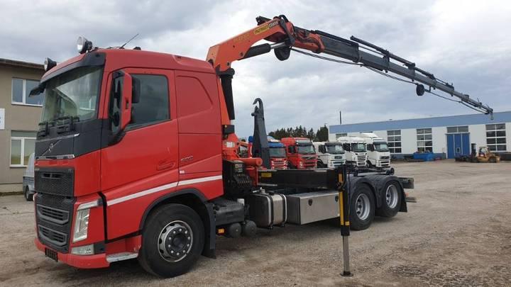Volvo Fh 13 500 6x2 - 2013