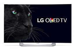 LG 55 inch curved OLED 3D Tv at our shop modell 55EG910T
