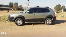 2006 Hyundai Tucson very good condition