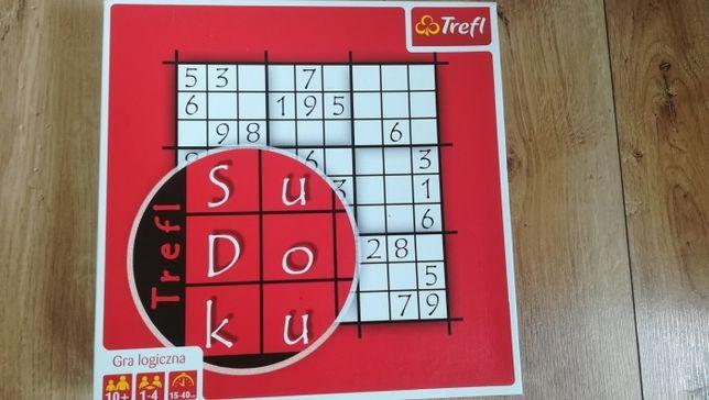 Sudoku Trefl Planszowa Gra Logiczna Nowa Zgierz Olxpl