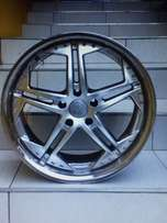 20 inch rims and tyres