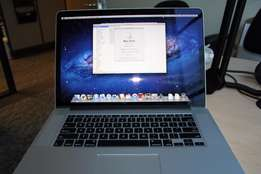 "MacBook Pro 15"" laptop  (Mid 2014) 2.2GHz Quad Core i7 (Turbo 3.4GHz)"