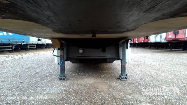 Schmitz Cargobull Semiremolque Frigo Sistema carne colgada - 2008 - image 13