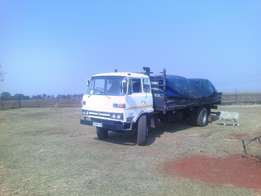 8 tonne truck for hire