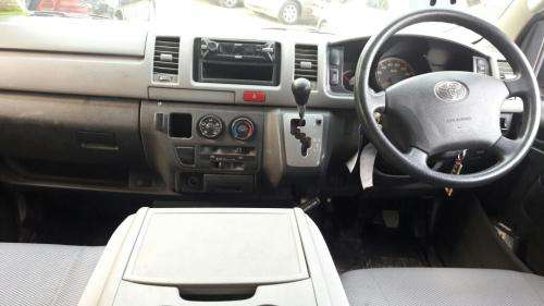 2008 Toyota Hiace KCF Auto Diesel. Tour Converted. Work ready!! Kilimani - image 8