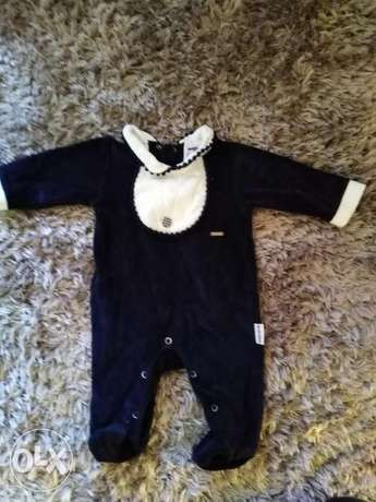 Overall velour 3-6 at 15000