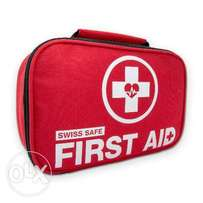 Emergency First Aid Kit.