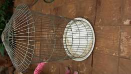 Large bird or owl cage