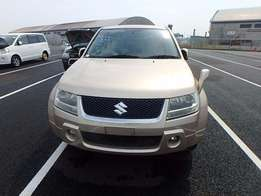 Suzuki escudo just arrived on sale.