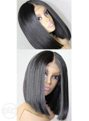 Wig human hair from usa