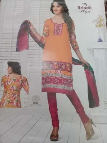 Brinda cotton salwar suit 3 pices Mombasa Island - image 2