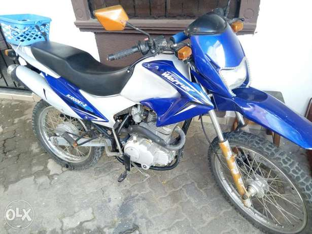 used warrior 200 cc private Nyali - image 1