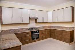 Three bedroom apartment for sale at Syokimau