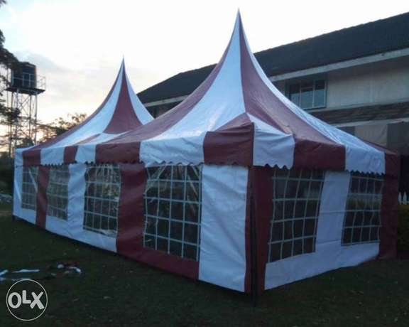 100 seater new tent is 80,000 Muthurwa - image 3