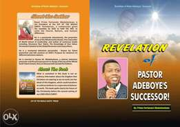 Revelation of the pastor E.A Adeboye Successor