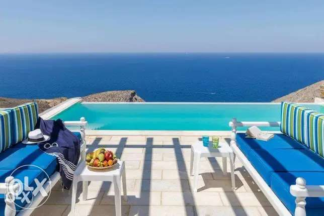 Pay in bankers check in Lebanon and Buy in Greek island اليونان -  2