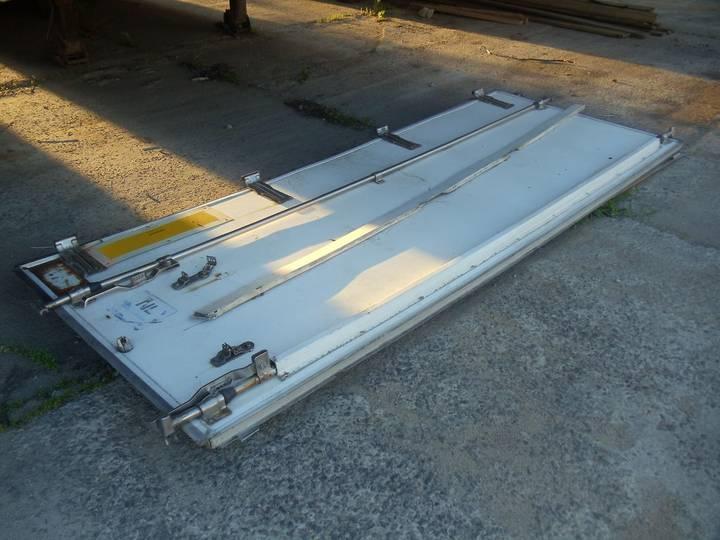 Trailer waf termo door for semi - 2000