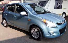 2011 Hyundai I20 1.6 Manual