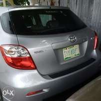 Toyota Matrix sport