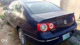 2009 Volkswagen Passat, first body
