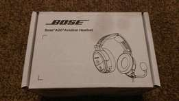 Bose A20 Aviation Headset w/Bluetooth