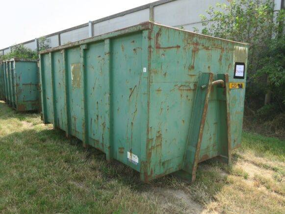 Sale ang container 20 feet container for  by auction