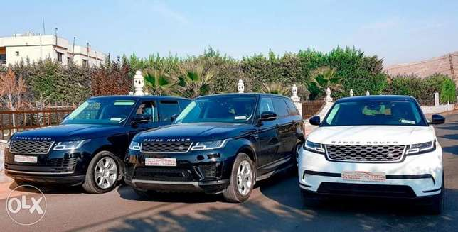 Luxury cars for rent . Range rover ,GLE , Escallade,tahoe