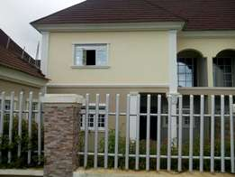 Rent to own of a New 4bedroom semi detached duplex in SAM Nujoma estat