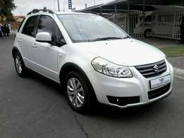 2014 Suzuki SX4 2.0 in good condition