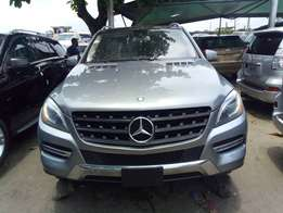 Tincan cleared tokunbo mercedes bens ml 350 4 matic 2014