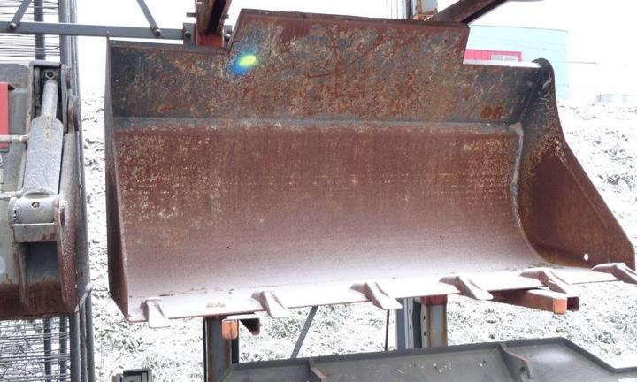 Ahlmann Schaufel Standard für AX850